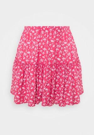 PAMELA REIF FRILL SKIRT - A-line skirt - light pink