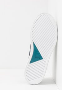 Lacoste - COURT-MASTER - Trainers - navy/dark turquoise - 5