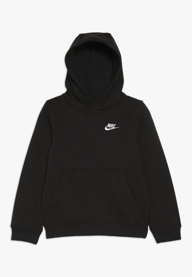 HOODIE CLUB - Sweat à capuche - black/white
