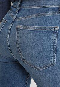 Topshop - JAMIE - Jeans Skinny Fit - blue - 6