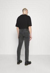 Blend - TWISTER  - Slim fit jeans - denim dark grey - 0