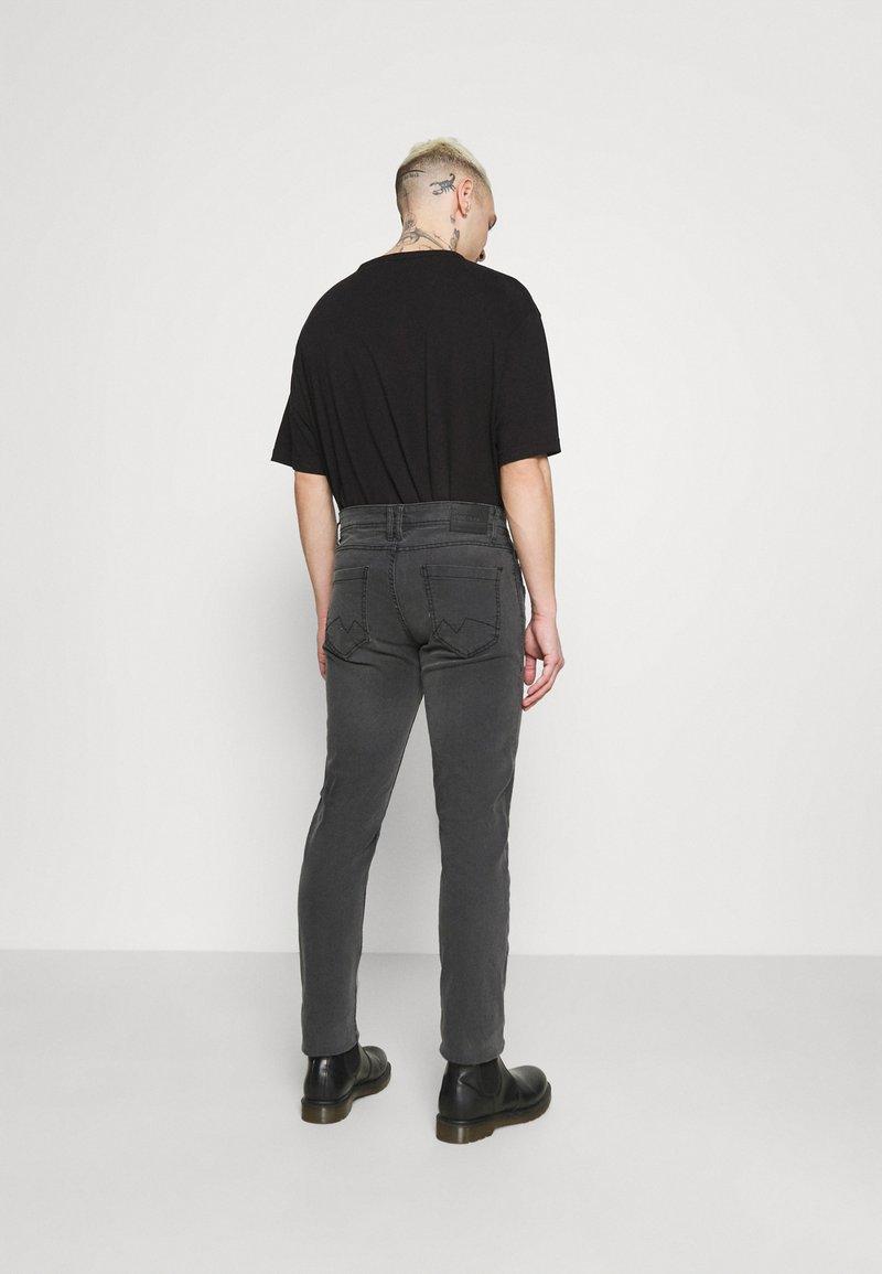 Blend - TWISTER  - Slim fit jeans - denim dark grey
