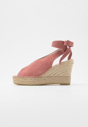 Sandalias de tacón - light pink