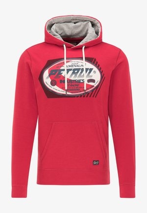 SWEATER - Hoodie - fire red