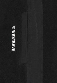 WRSTBHVR - SCOT PANTS UNISEX - Kalhoty - black - 2
