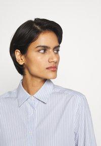 Filippa K - JANE  - Button-down blouse - blue heaven/white - 3