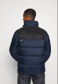 Redefined Rebel - PUFFER JACKET - Winter jacket - navy/black - 2