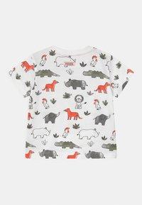 Staccato - 2 PACK - T-shirt print - multi-coloured/orange - 1