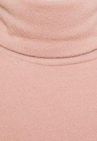 New Look - BELLA LONGLINE - Neule - mid pink - 4