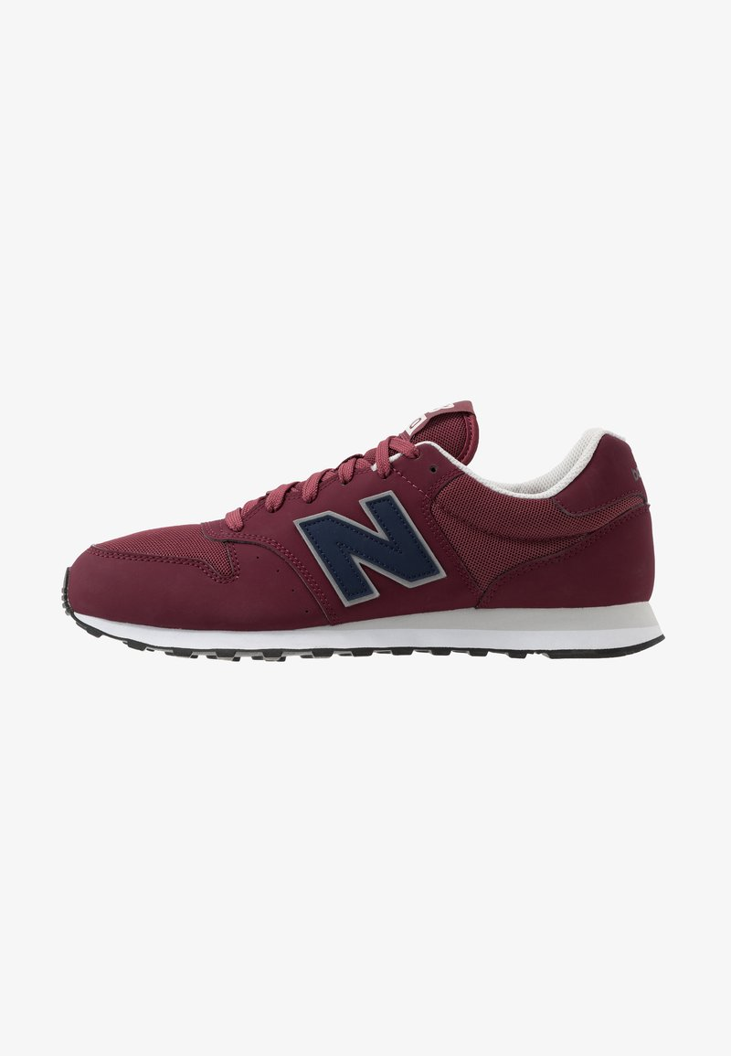 New Balance - GM500 - Matalavartiset tennarit - red