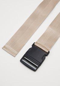 Missguided - BUCKLE BELT - Belt - taupe - 1