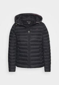 Tommy Hilfiger - ESSENTIAL - Down jacket - black - 5