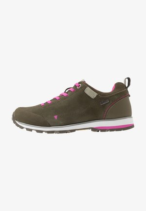 ELETTRA  - Hiking shoes - kaki/orchidea