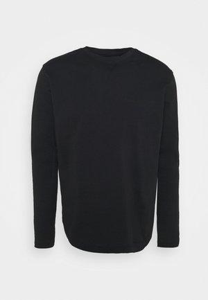 LONGSLEEVE - Top sdlouhým rukávem - black