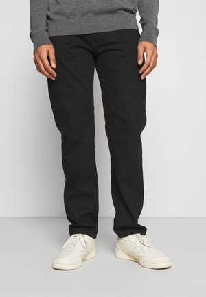DOC NIGHT JEANS - Straight leg jeans - black