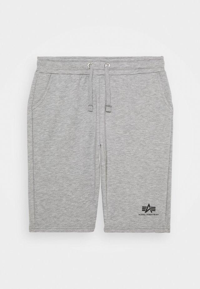 BASIC - Tracksuit bottoms - grey heather