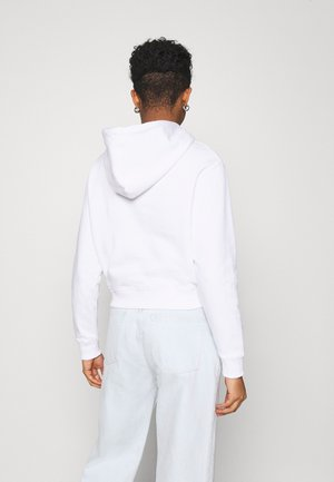 AMERICANA BADGE HOODIE - Sweat à capuche - white