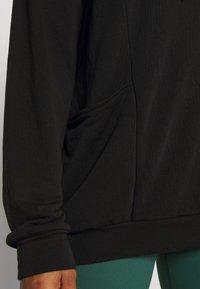 Even&Odd active - Jersey con capucha - black - 5