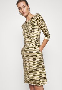 King Louie - MONA DRESS - Jersey dress - gold/yellow - 3