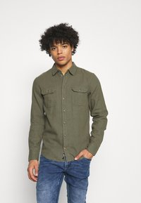 Blend - Camicia - dusty olive - 0