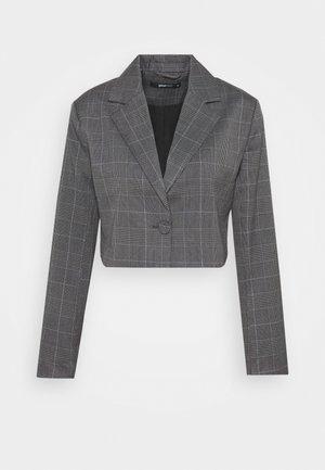 KYLIE CROPPED - Blazer - grey
