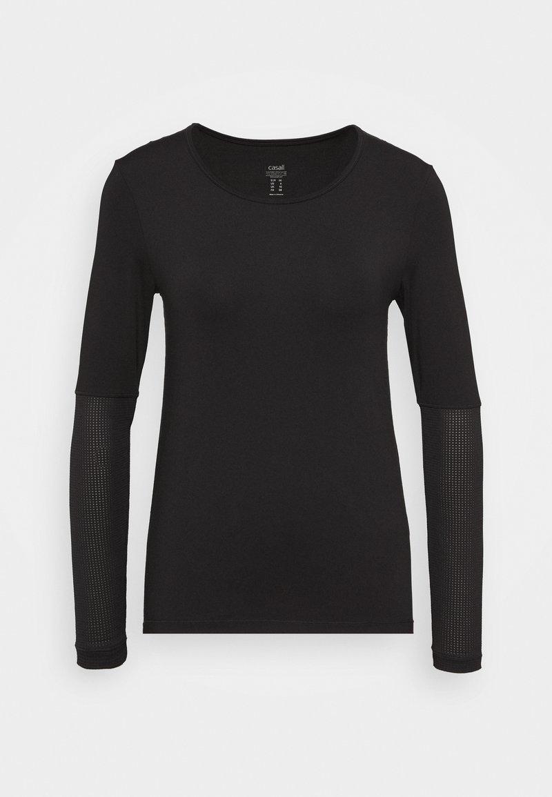 Casall - ICONIC - Topper langermet - black