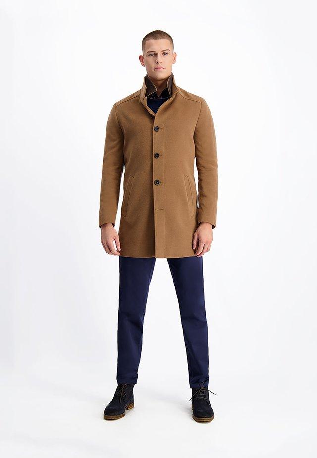 Cappotto corto - kamel