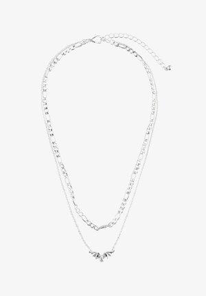 MIT FLEDERMAUS DESIGN - Necklace - silberfarben