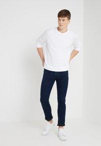 James Perse - VINTAGE RAGLAN - Sweatshirt - white - 1