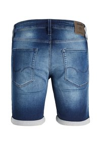 Jack & Jones - JEANSSHORTS RICK ICON - Denim shorts - blue denim - 7