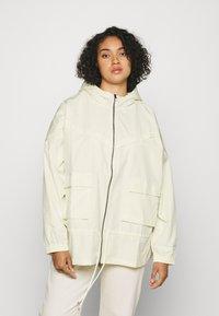 Nike Sportswear - Summer jacket - coconut milk/pale vanilla - 1