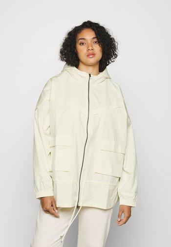Summer jacket - coconut milk/pale vanilla