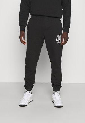 RETRO PANT - Pantaloni sportivi - black