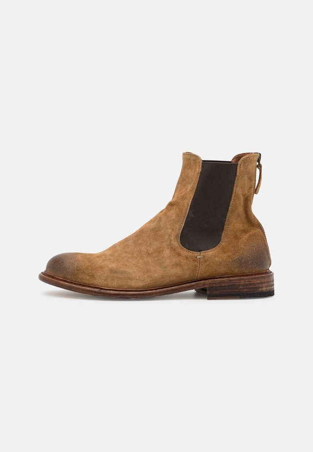 Classic ankle boots - florence terra