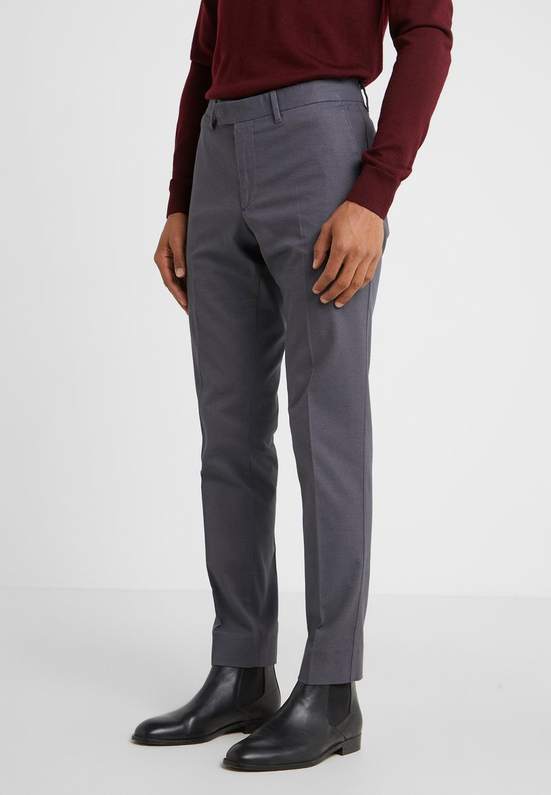 J.LINDEBERG - GRANT  - Trousers - dark grey