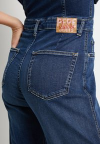 Pepe Jeans - DUA LIPA X PEPE JEANS - Jumpsuit - blue denim - 4