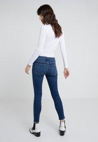 Current/Elliott - THE STILETTO - Jeans Skinny Fit - dark blue denim - 2