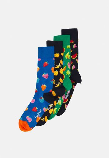 FRUIT SOCKS GIFT SET 4 PACK