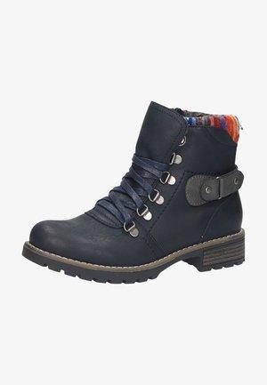 Ankle boots - dunkelblau 21
