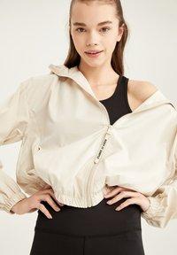 DeFacto - Summer jacket - ecru - 3