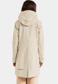 Didriksons - ILMA WNS - Winter coat - light beige - 2