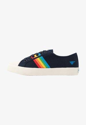 COASTER RAINBOW - Sneakers - navy/multicolor