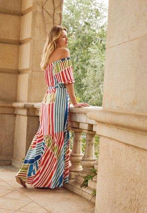 Robe longue - multicoloured