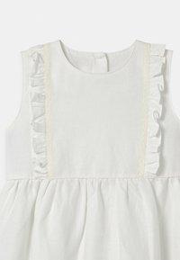 Twin & Chic - PEONIA - Shirt dress - white - 2