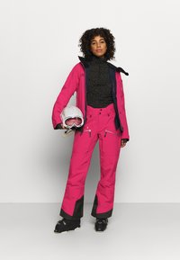 State of Elevenate - WOMENS BREVENT JACKET - Chaqueta de esquí - pink - 1