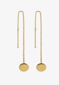 Violet Hamden - Earrings - gold-coloured - 1