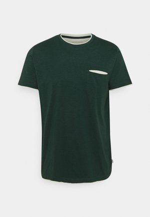 Basic T-shirt - teal blue
