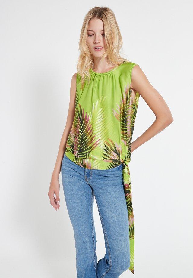 CASLI - Blouse - grün