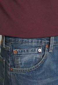 Levi's® - 501® '93 STRAIGHT - Jeansy Straight Leg - dark indigo - flat finish - 4