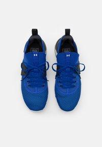 Under Armour - PROJECT ROCK 4 - Scarpe da fitness - blue - 3